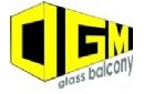 OGM Glass Balcony Logosu